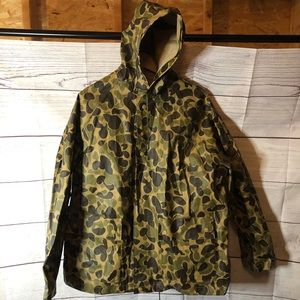 Dry Wear by Stearns Camo Hunting Hacket XL PVC